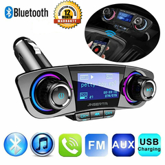 Bluetooth FM Transmitter MP3 Player 3627810