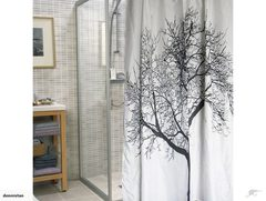 Shower Curtain Polyester 3614601