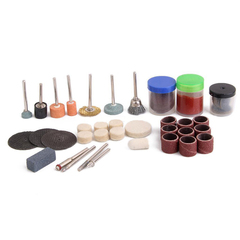 Polishing Kit Rotary Tool Drill Grinder disc 105pcs 3615203