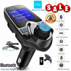 Bluetooth FM Transmitter for Car MP3 Player 3627805