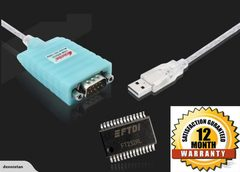 USB To Serial RS232 Cable3617301