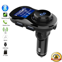 Bluetooth FM Transmitter MP3 Player 3627808