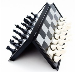 Chess Set 31cm Magnetic 3622701