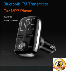 Bluetooth FM Transmitter MP3 Player 3627812
