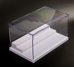 Lego Display Case WHITE 3620101