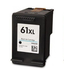 HP 61 Black Compatible Ink Cartridge for Printer DeskJet 2050 3050