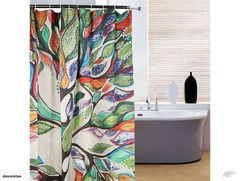 Shower Curtain Polyester 3614602