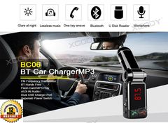 Bluetooth FM Transmitter for Car MP3 Player 3627802