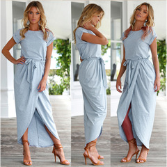 Cotton Maxi Dress 40150