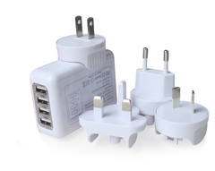 USB Charger Travel Adapter 3615604