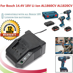 Charger for Bosch 14.4V 18V 3680021