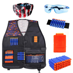 Kids Nerf Guns Tactical Vest Kit 3644302