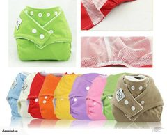 Reusable Nappies + Insert 3901901