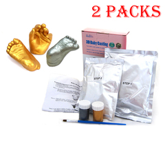 3D Baby Hand & Foot Casting Kit SET 2006601* 2006601+2