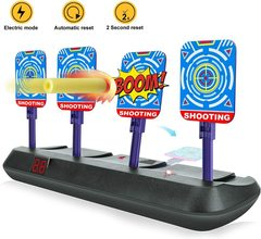 Shooting Target for Nerf Gun Electronic Scoring Auto Reset Targets 3644101