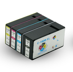 4 PACK PGI1600 PGI 1600 Compatible Ink Cartridge for CANON*INKPGI1600