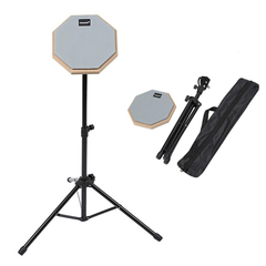 Dumb Drum Practice Drum Pad Kit with Stand 2021002