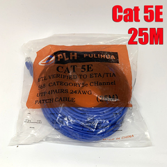 Cat5e Network Ethernet Cables 25M 3640205