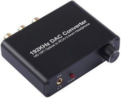 5.1CH Digital Audio Converter Decoder 3618110
