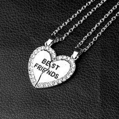 Best Friends Necklace Friendship Necklaces B0308SV0