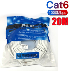 Cat6 Network Ethernet Cables 20M 3640212