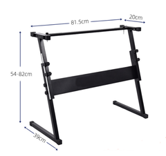 Adjustable Piano Keyboard Stand 2007306