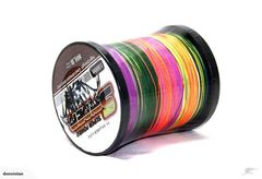 1000M 80LB Multicolour HighStrength DYNEEMA Braid*3611916