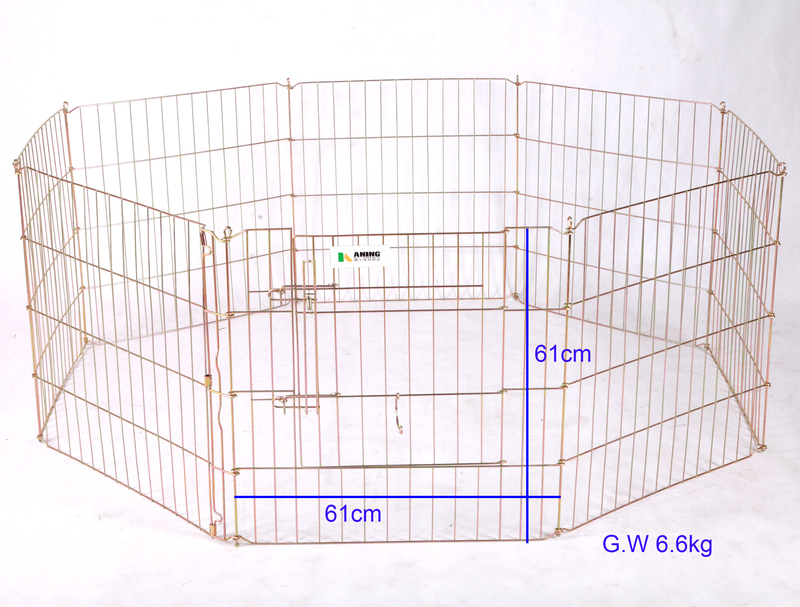 61cm Dog Pen Pet Pen Dog Run 2106801