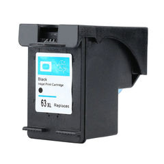 HP63 XLBK Compatible Ink Cartridge for HP Printer DeskJet 1110 1115 2130 2135*HP63BK