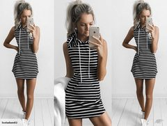 Hoodie Mini Dress 3571214