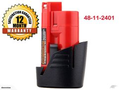 MILWAUKEE 12V 2000mAh 3612532*BB3612532
