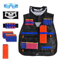 Kids Nerf Guns Tactical Vest Kit 3644301