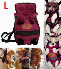 Pet Carrier Dog Cat Backpack L 3635103