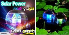 Solar Led Light Color Changing 2004202*O 2004202